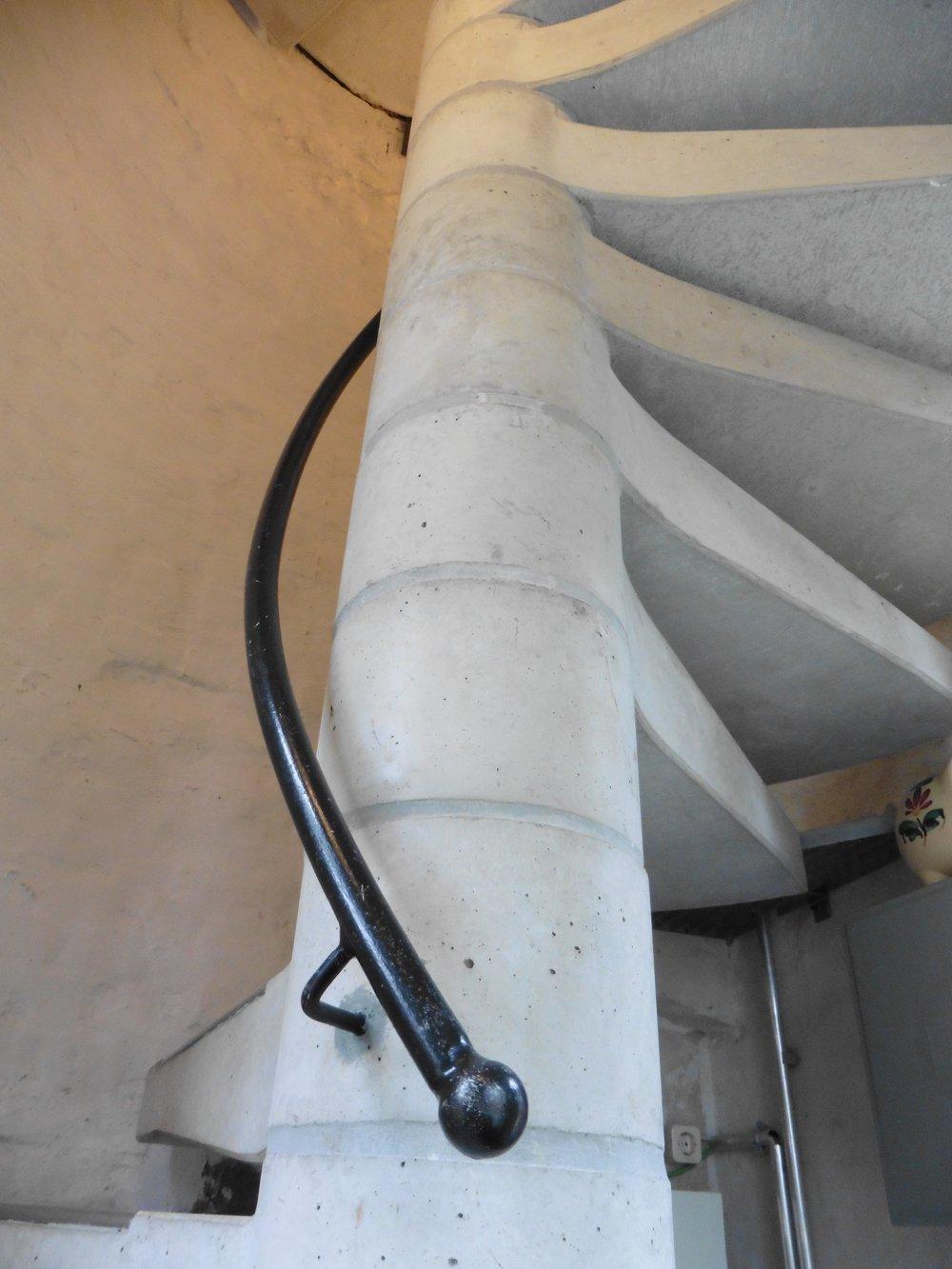 Treppe Anfang_1_©BEWAHREN Ferienhaus eG P1020358.jpg