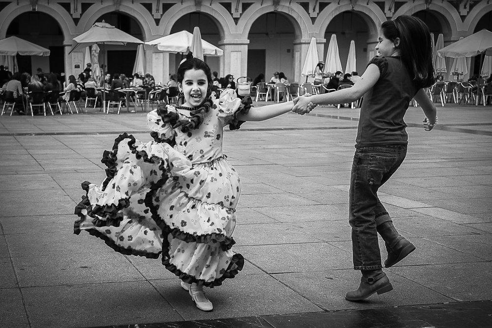 Young Bailarin, Cordoba
