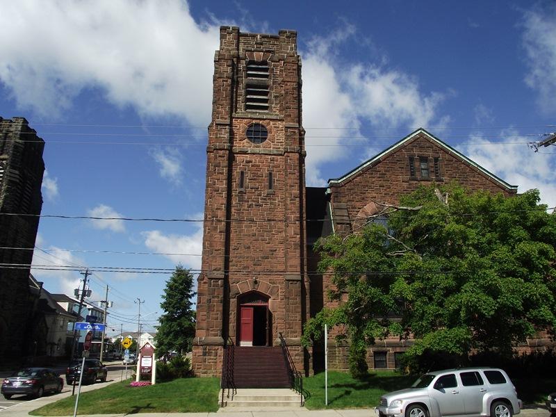 Church Street entrance