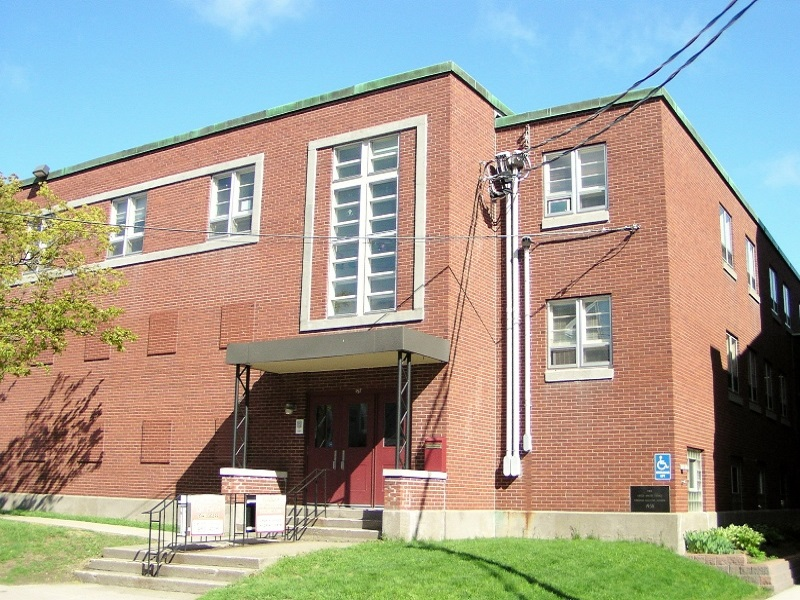 Christian Education Building