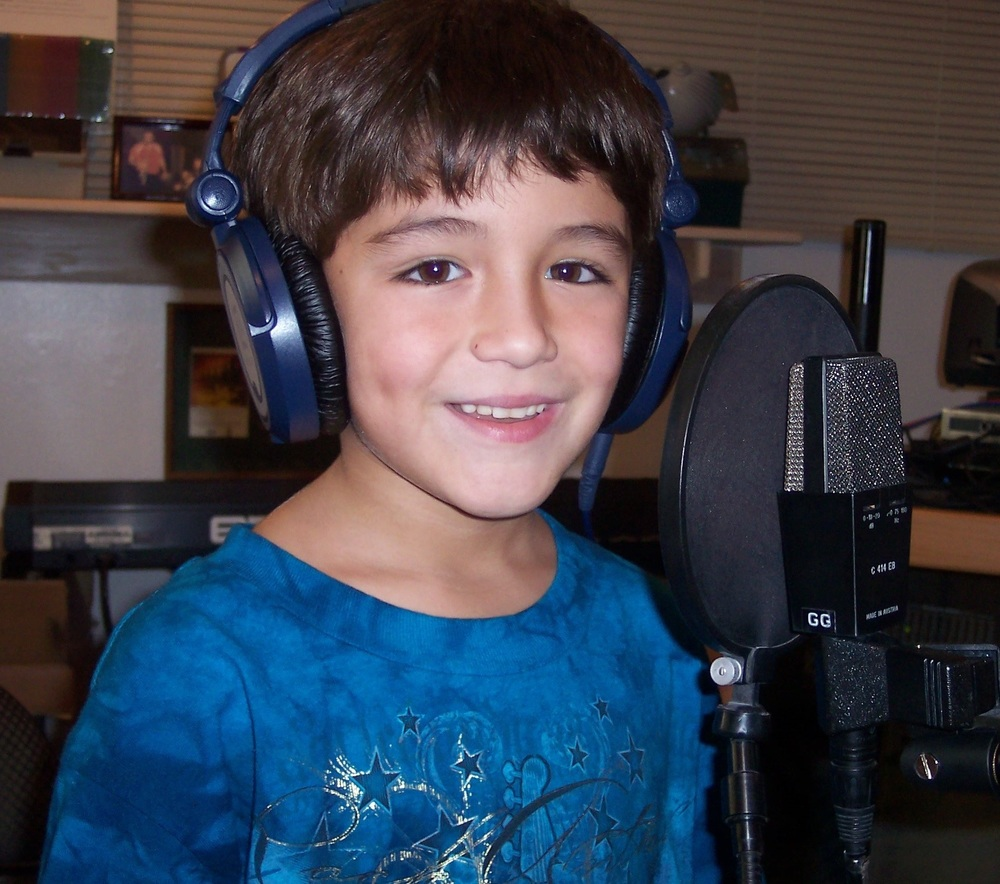 Jovanny age 7