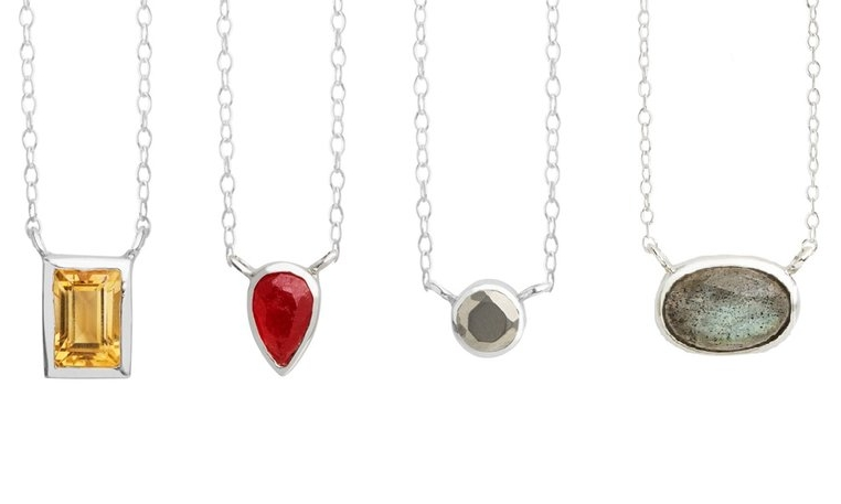 ZODIAC - joias em prata • pedras dos signos