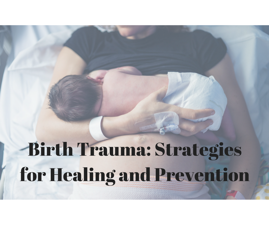 birth trauma therapy