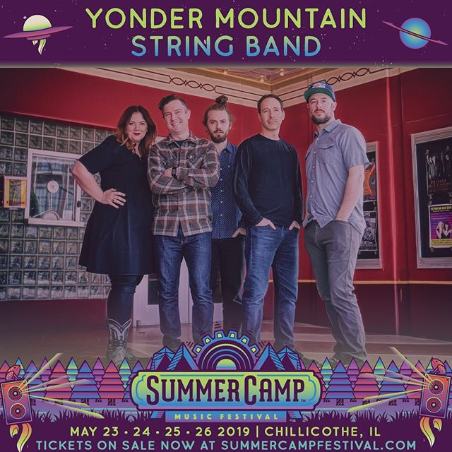 As a special thank you to our fans, we were able to get a limited amount of 3-Day GA Passes to Summer Camp Music Festival this Memorial Day Weekend at the Early Bird price of $189.00. That's a $50 savings over the current price! We were only given a small allotment and they're only available until they are gone or May 10, whichever comes first. All you have to do is go to SummerCampFestival.com and enter YONDER in the promo code box when selecting quantity of tickets. Get yours now before it's too late! @summercampfest  #scamp2019