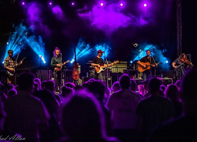 A glimpse back to our Charlotte show a couple weekend's ago.  Thanks to Chad Allan for the brilliant photos from a gorgeous night. @meckparkrec @mecklenburgcounty  #chadallanphoto