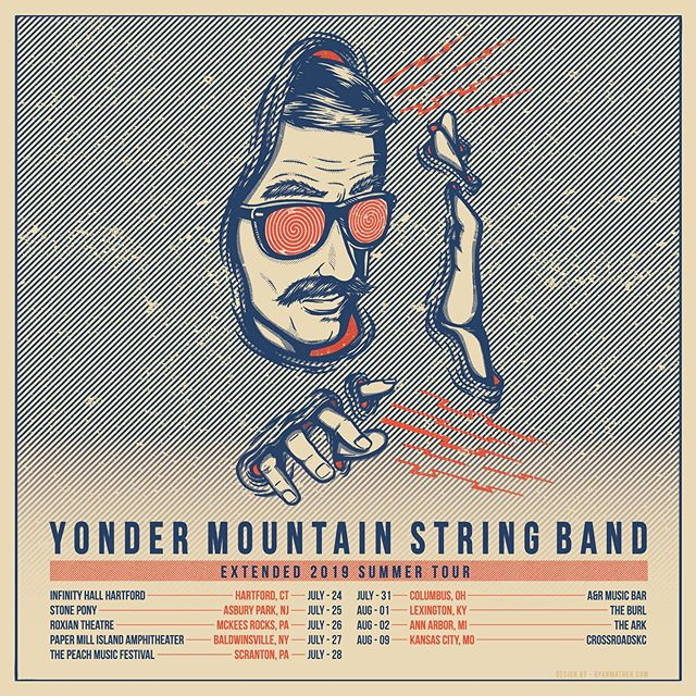 Summer Tour expands with our electrifying hands!  Yonder Mountain continues making waves through the country as we add CT, NJ, PA, NY, OH, KY, MI, and MO to our adventures. Joining us along the way will be Arkansauce. Check the full dates on our website!  PRE-SALE:  WEDNESDAY, MAY 15 - 10AM ET ON SALE:  FRIDAY, MAY 17 - 10AM ET  #yondersummer2019 Leg Two with @arkansaucemusic