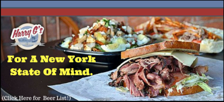 Harry G's New York Style Deli and Craft Beer Bar