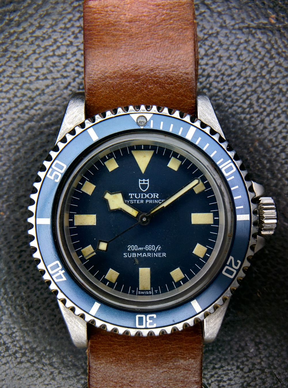 Tudor Submariner M.N.77