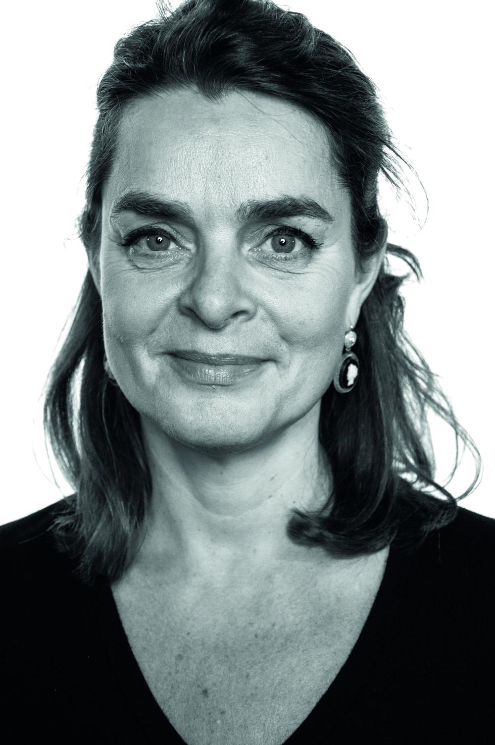 Corinne van den Bergh    Logopediste en spraak- en taalpatholoog, afdeling neurologie VUmc Amsterdam.