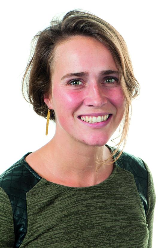 Emma Bruns    Arts-onderzoeker, afdeling chirurgie Academisch Medisch Centrum (AMC).