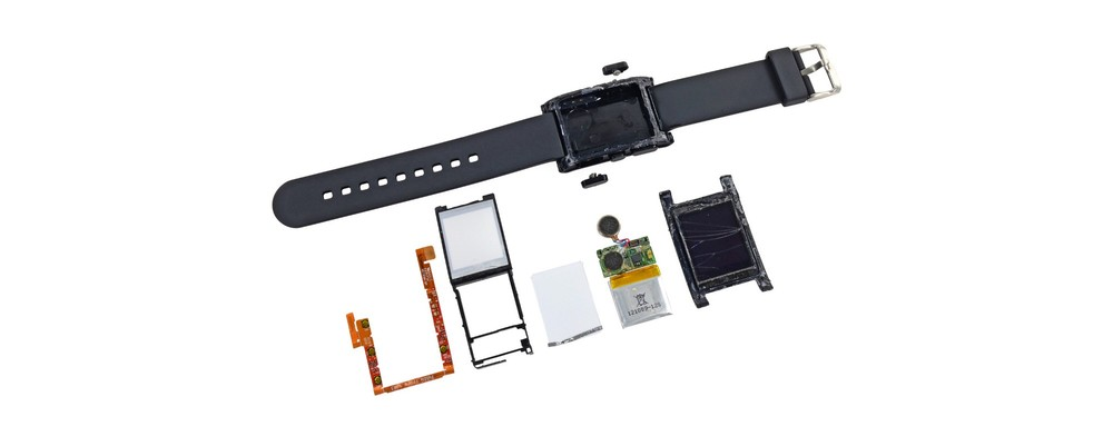 pebble teardown