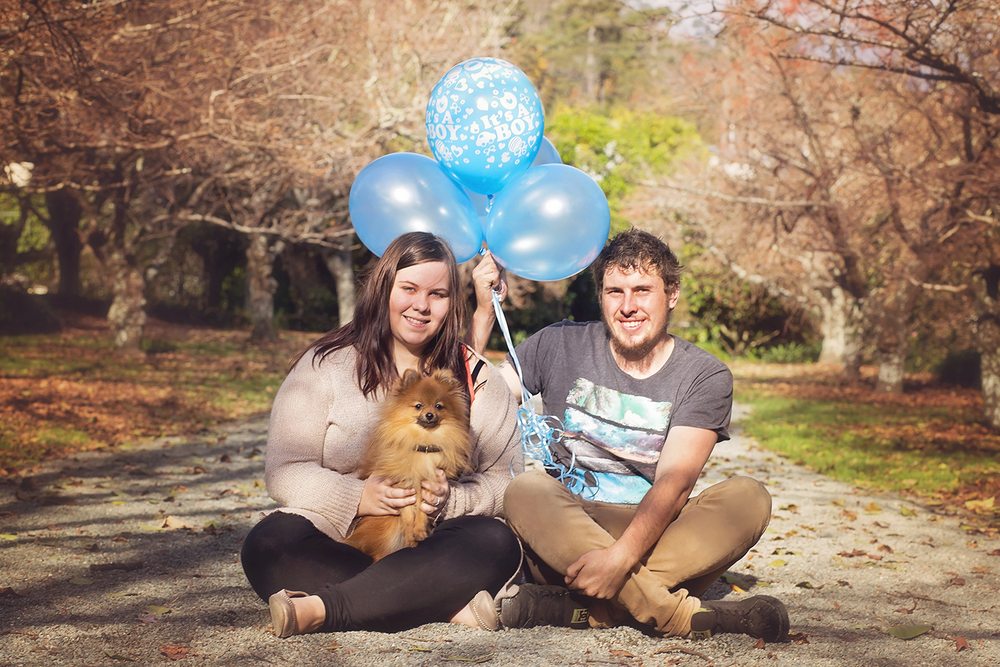 Gender Reveal Session