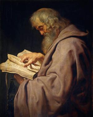 Sf.Ap. Simion Zelotul (Rubens)