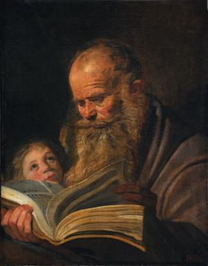 Sf.Ap. Matei (Frans Hals)
