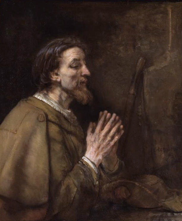 Sf. Ap. Iacob (Zevedeu) (Rembrandt)
