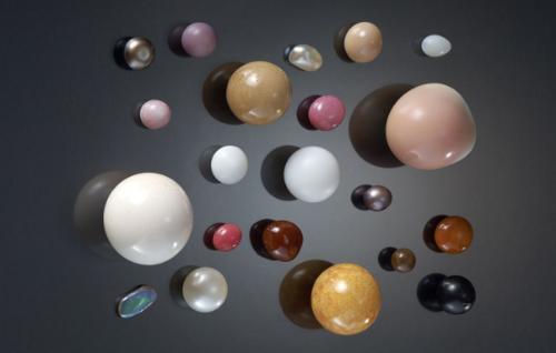 O selectie de perle rare din colectia Autoritatii Muzeelor din Qatar.Foto © Creutz.