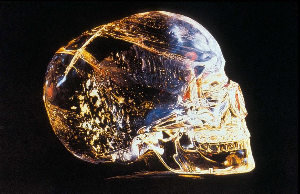 Craniul Destinului descoperit de Anna Mitchell-Hedges