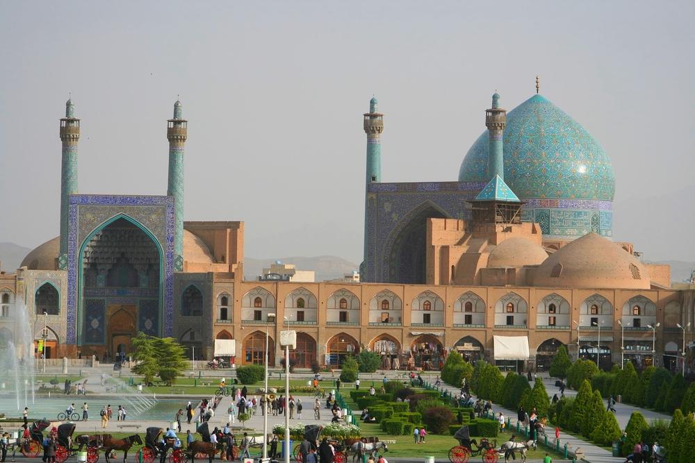 Moscheea Shah din Isfahan