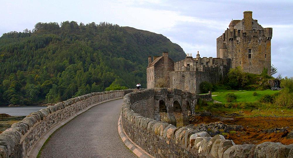Castelul Eilean Donan, Scotia
