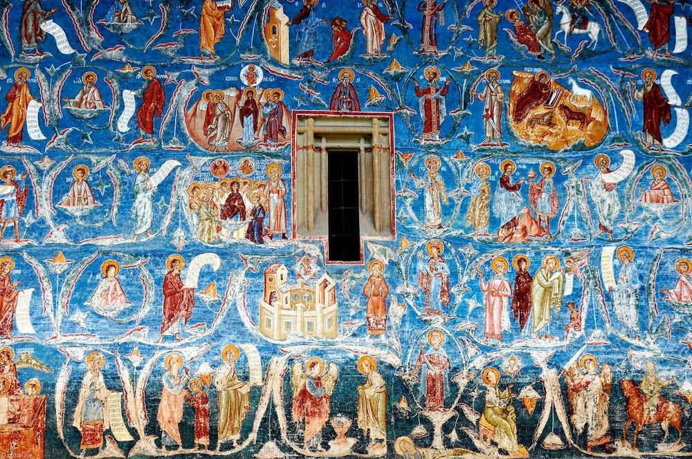 Fresca Manastirea Voronet