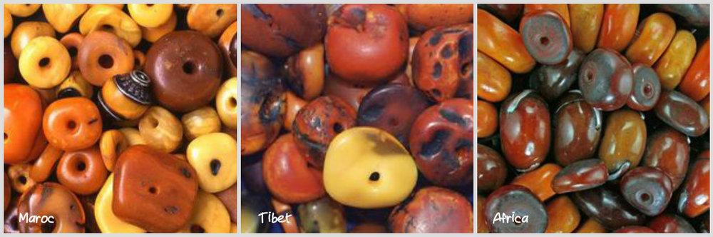 Varietati de Chilimbar (Maroc, Tibet, Africa)