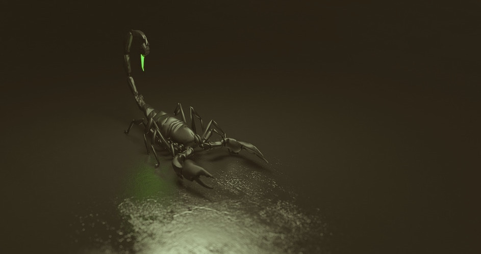 Venus in Scorpion