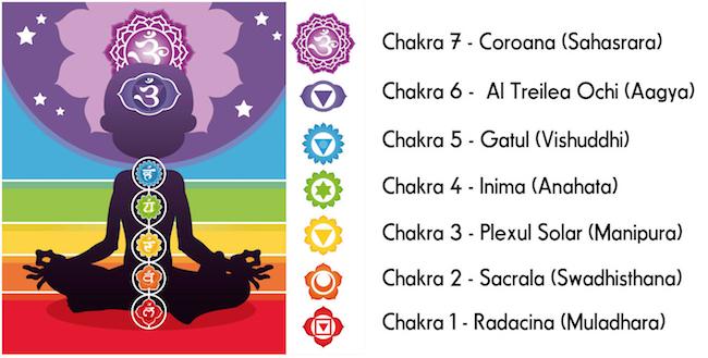 7 chakre