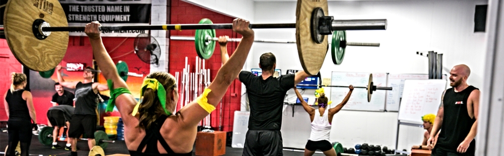 Crossfit Urban Energy Fitness Gold Coast
