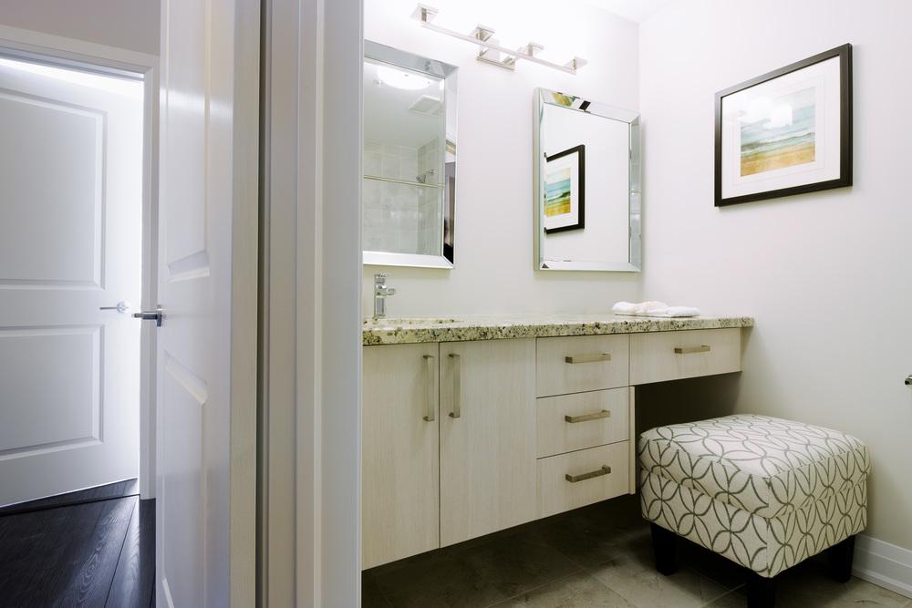 Glengrove Model Suite Bathroom