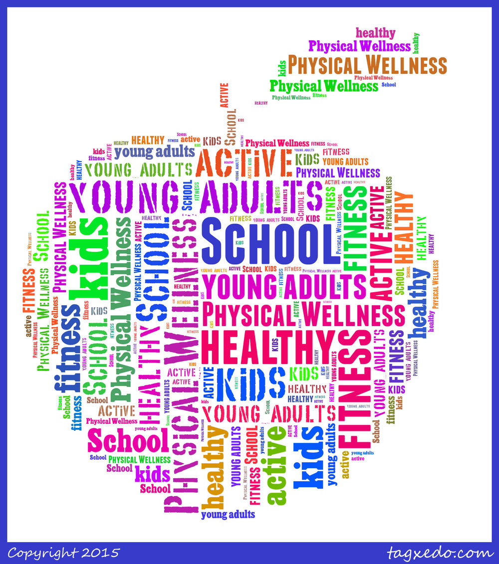 Interested in Physical Wellness in the School?  Click on the apple!