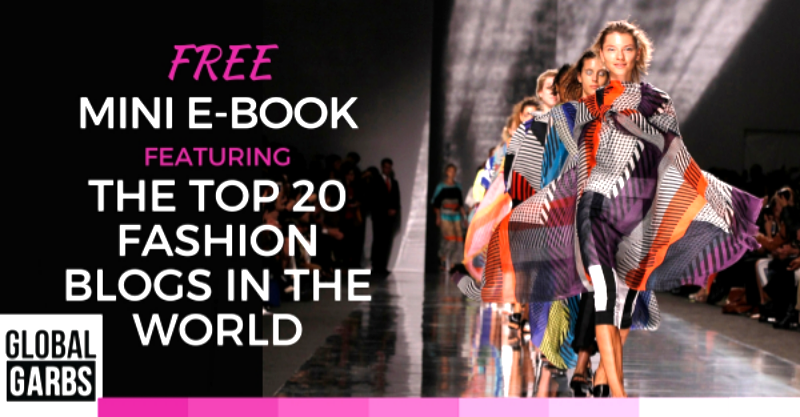 top 20 fashion blogs ebook