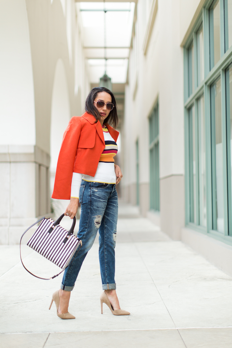 Los Angeles based blogger