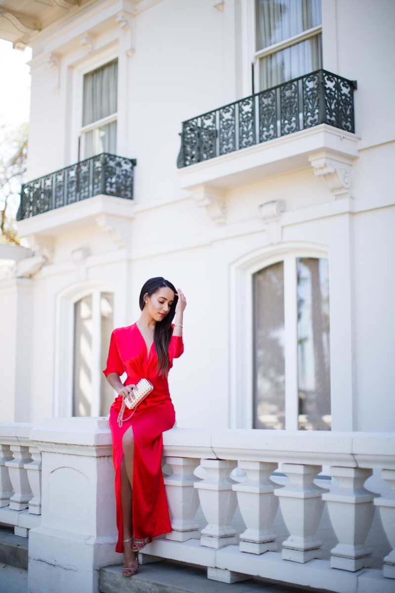 fashion bloggers who wear color