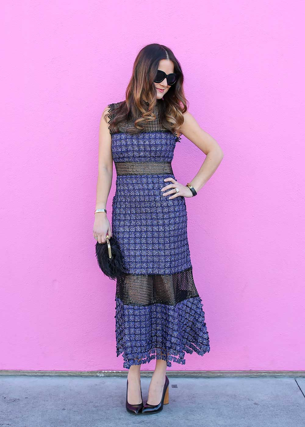 fashion bloggers who love to wear color