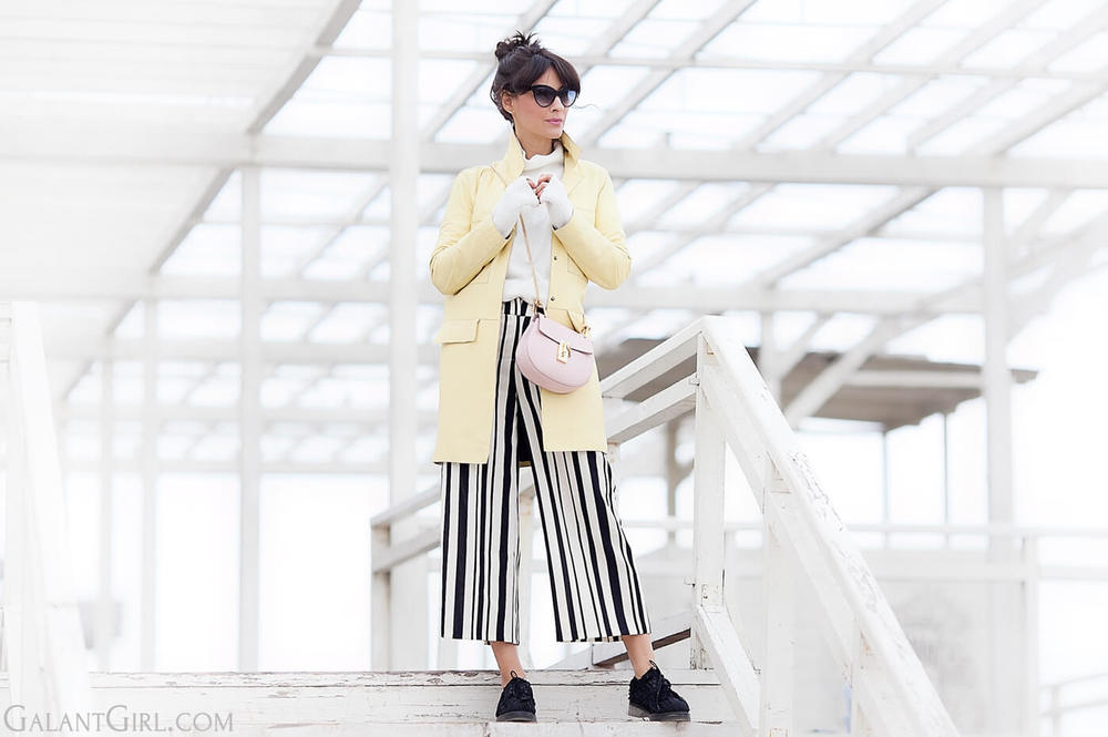 fashion bloggers who wear color well