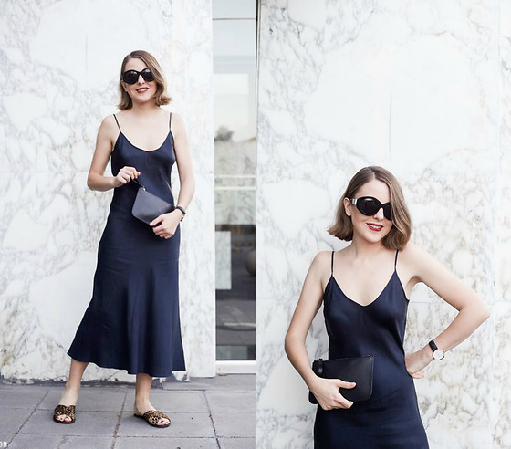 trini G from spain minimalistic fashion blogger