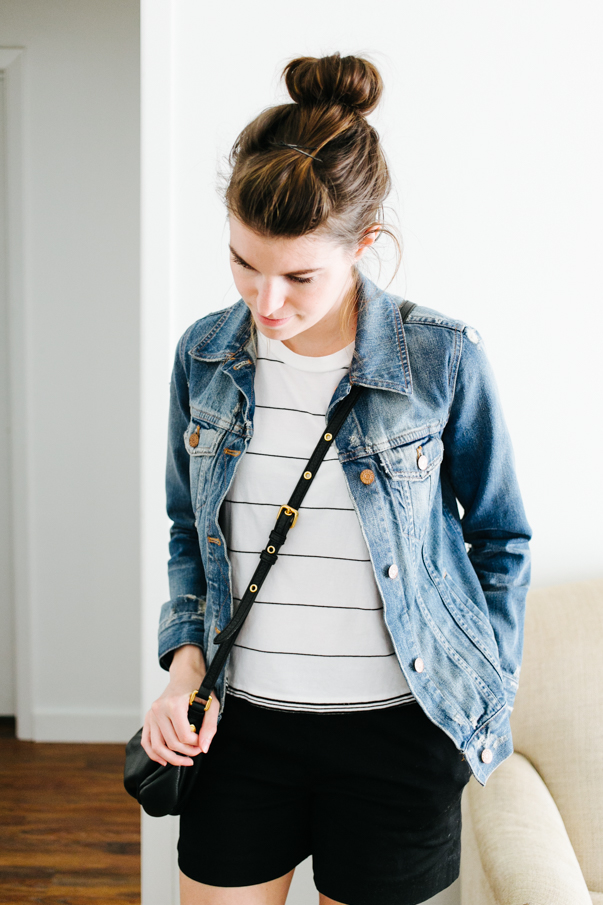 capsule wardrobe style blogger