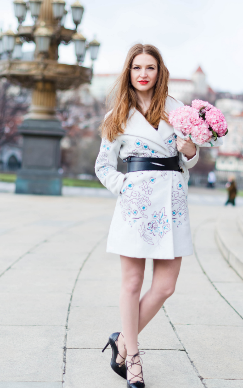 czech fashion blogger lucy van dean