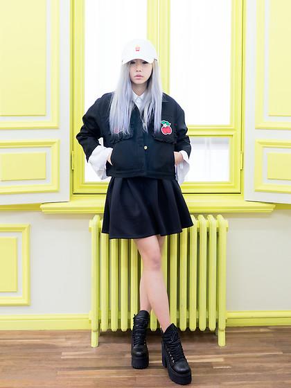 Day J - Korean fashion blogger