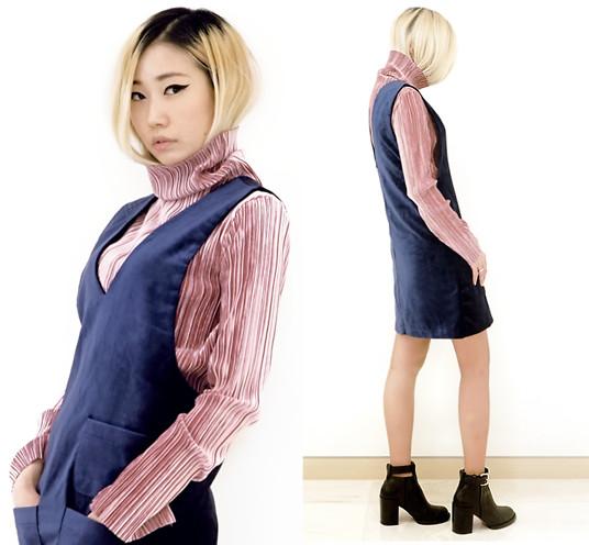 Best Korean fashion blogger