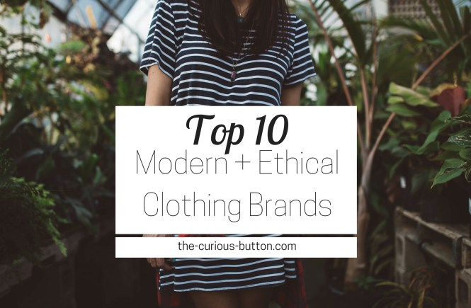 ethical fashion blogger