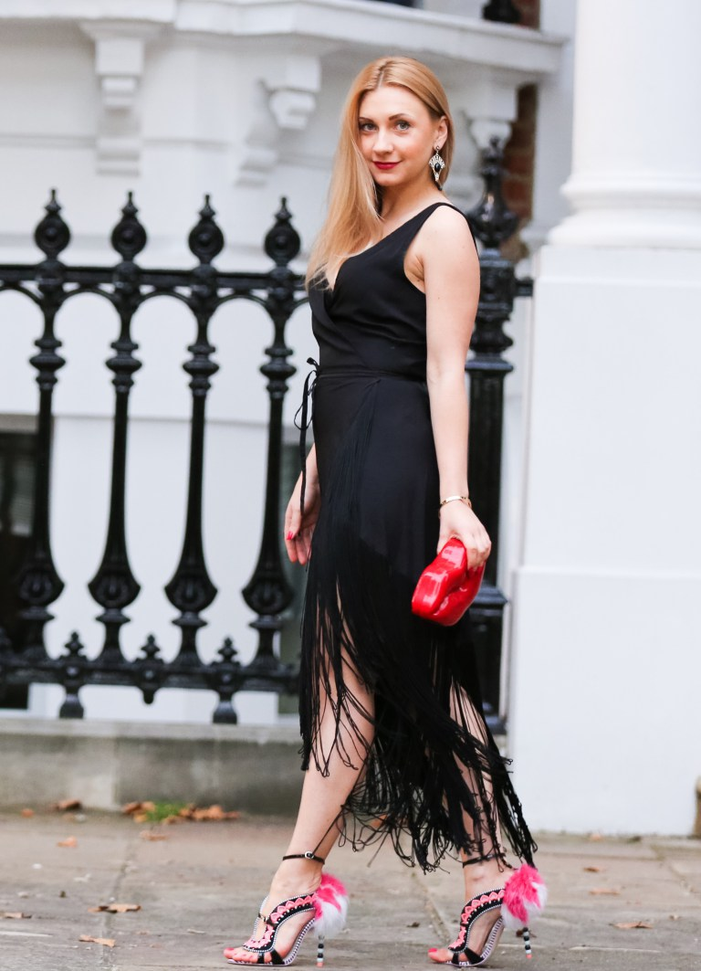 fashion blogging lifestyle a day in the life of stylist evelina from the UK