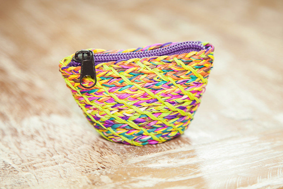 Carnival Change Purse, Columbia $25.35