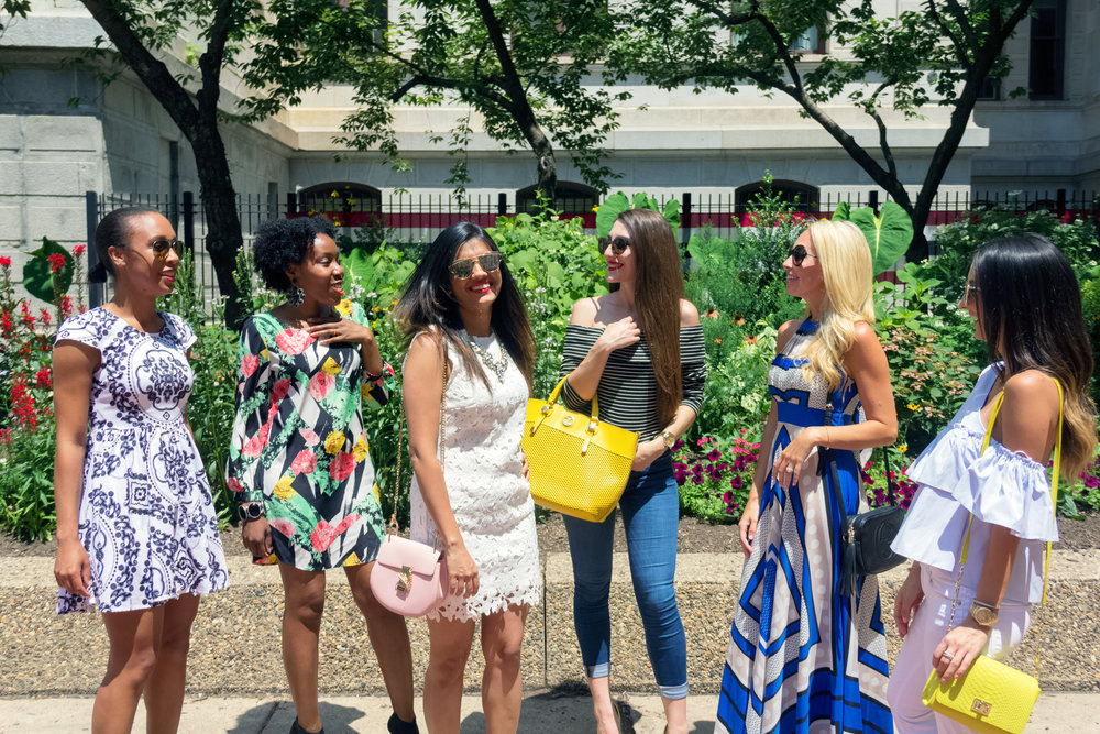 the importance of making fashion blogging friends