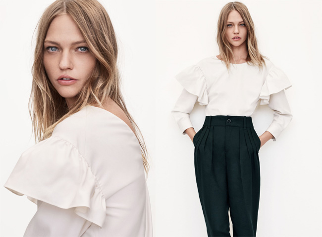 Join Life their new sustainable collection;photo via: Zara,