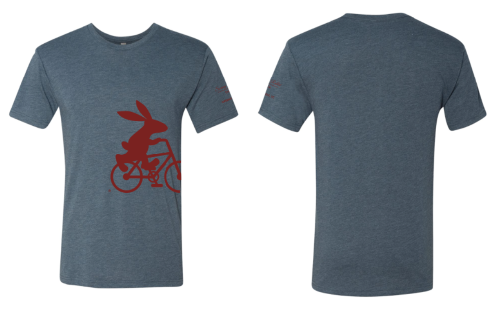 Swamp Rabbit Inn Short Sleeved T Shirt