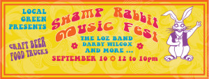Swamp Rabbit Music Fest