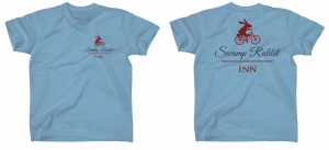 Swamp Rabbit Inn T Shirt