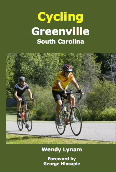Cycling Guidebook for Greenville South Carolina