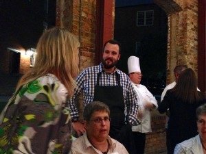 Meeting Chef Ben Vaughn